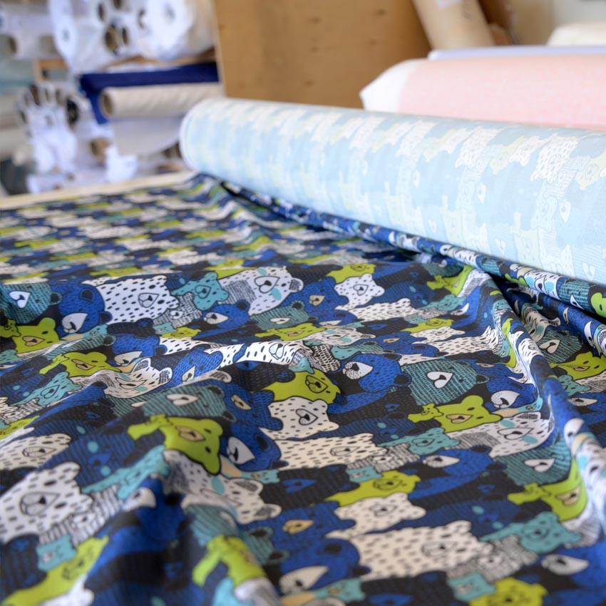 Где купить печать для тканей купить бязь для постельного белья