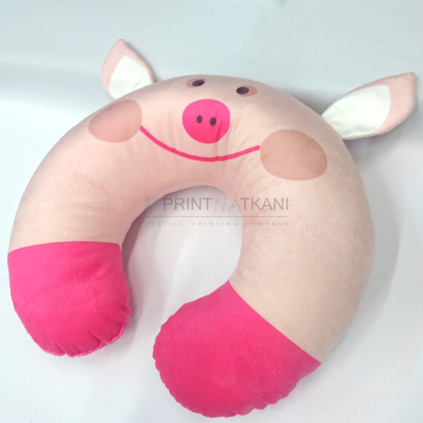 Подушка свинка
