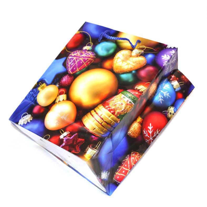 Новогодний пакет для подарков
