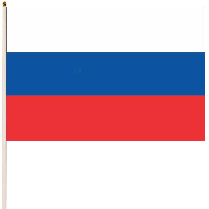 Флаг триколор России