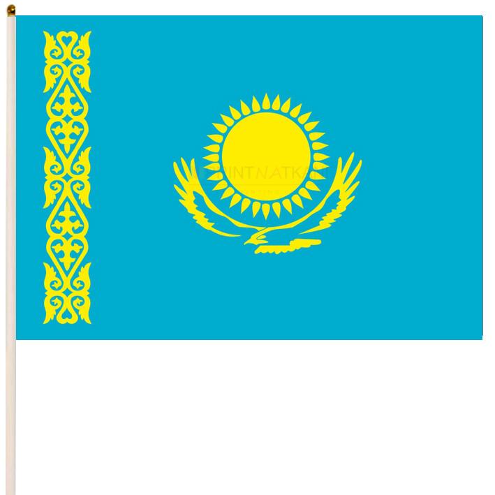 Флаг Казахстана купить