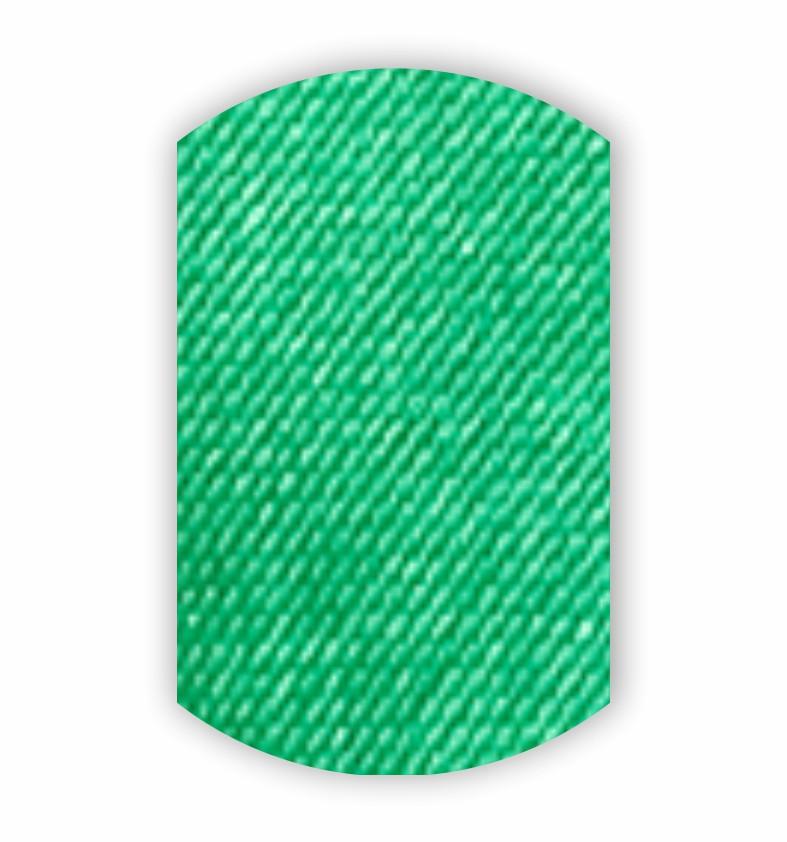Косая бейка зеленая
