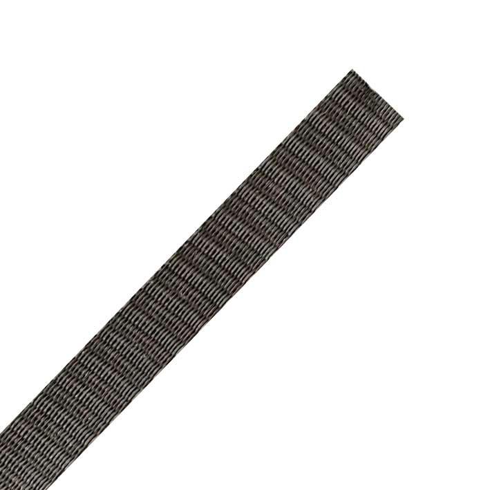 Стропа черная, 30 мм.