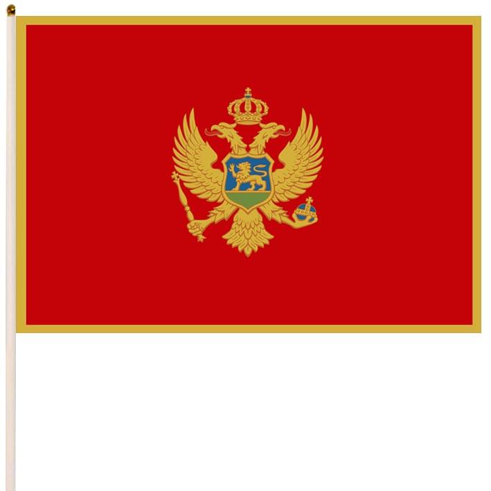 Флаг Черногории купить