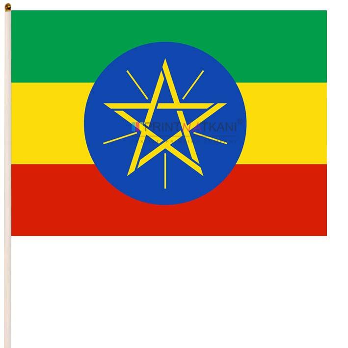Флаг Эфиопии купить