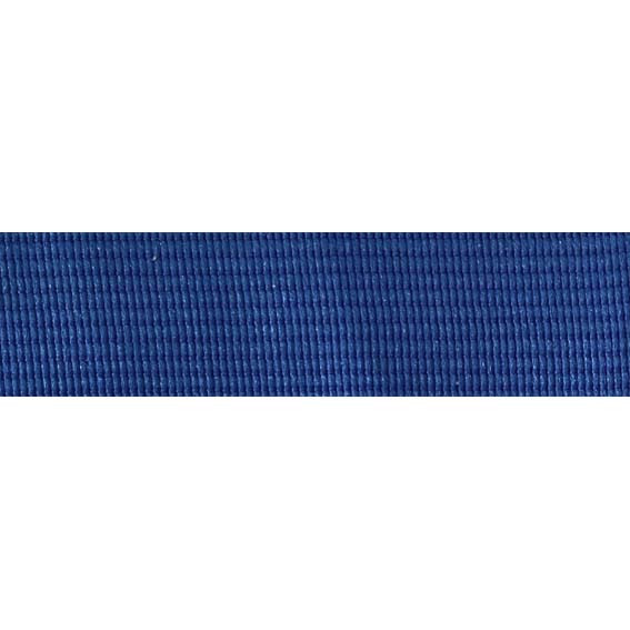 Резинка декоративная синяя