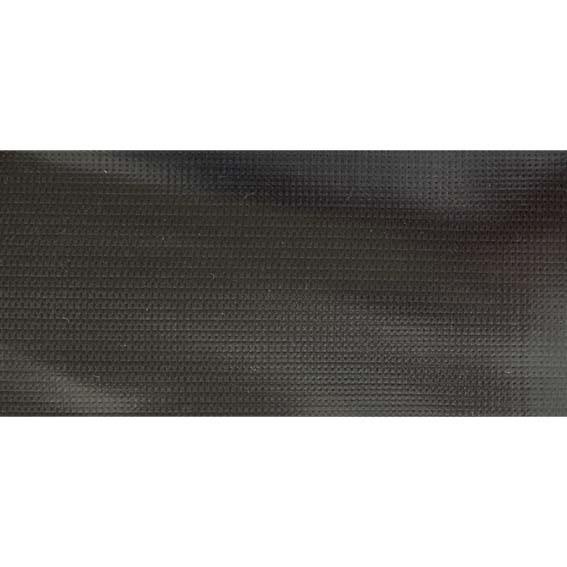 Резинка декоративная черная, 50 мм.