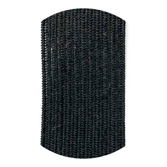 Резинка декоративная черная