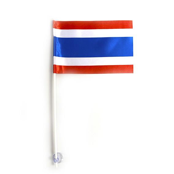 Флаги на присосках