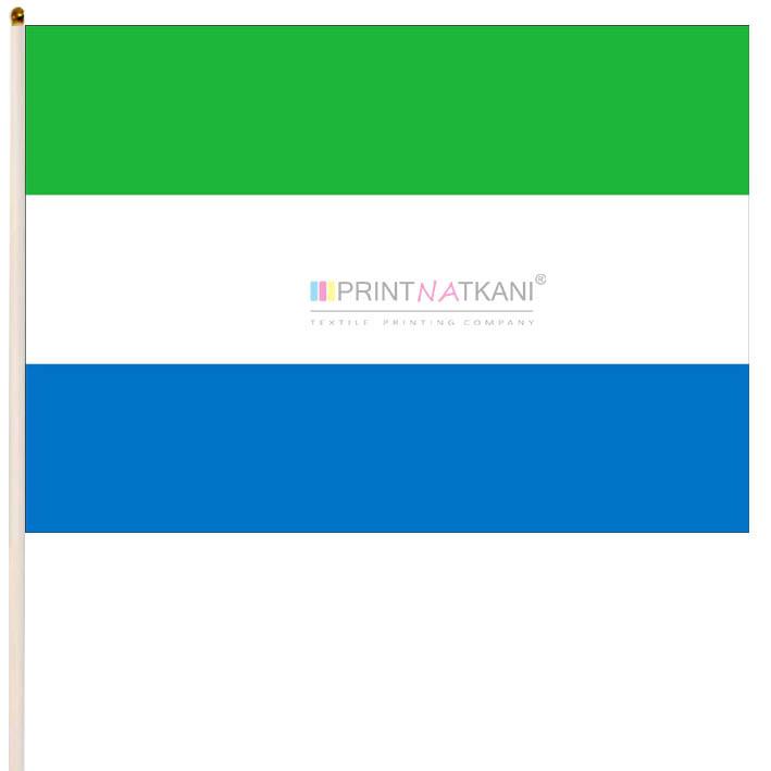 Флаг Сьерра-Леоне купить