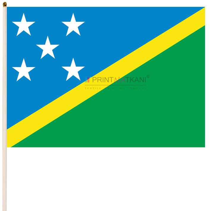 Флаг Соломоновых Островов купить