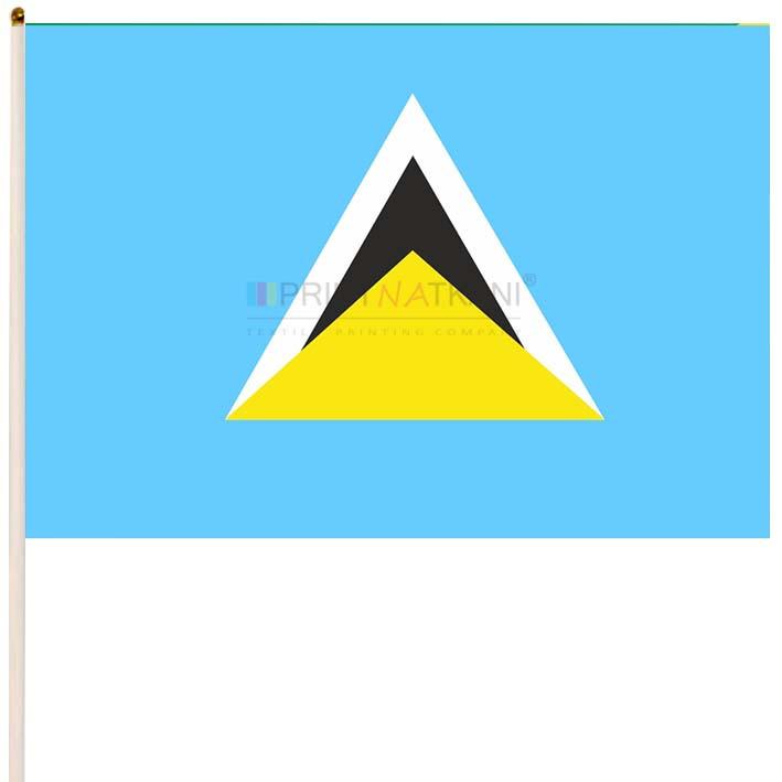 Флаг Сент Люсии купить