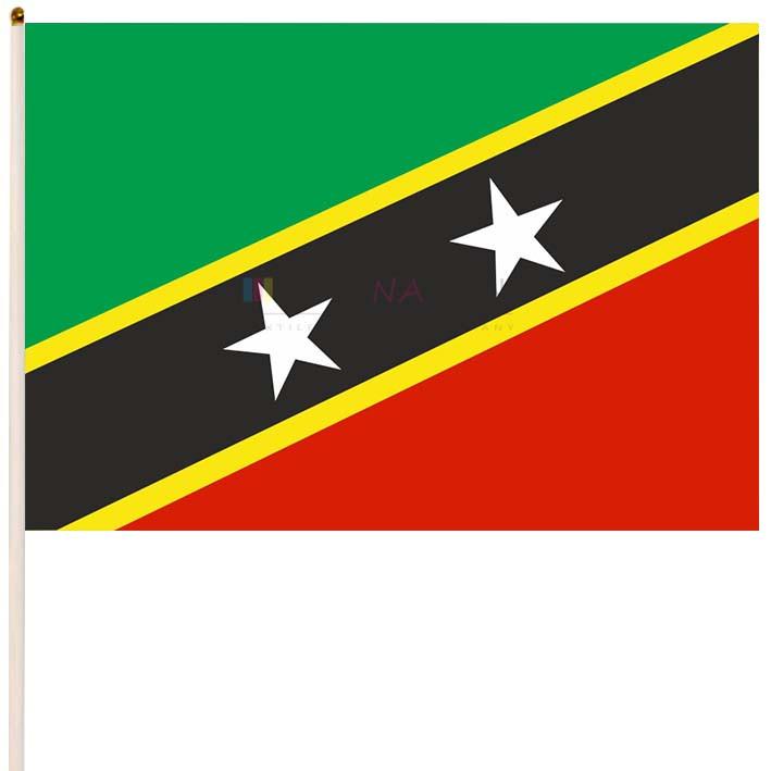 Флаг Сент-Китса и Невиса купить