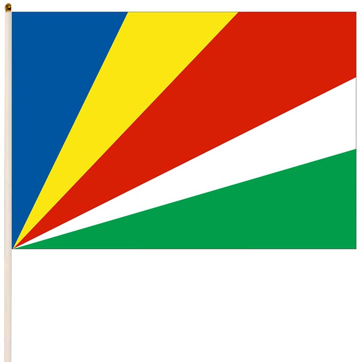 Флаг Сейшельских островов купить