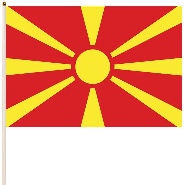 Флаг Северной Македонии купить