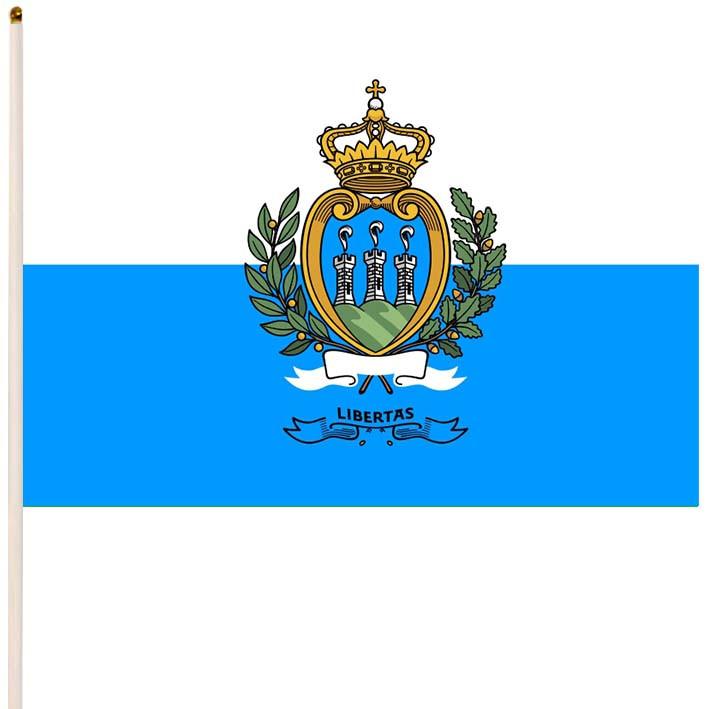 Флаг Сан-Марино купить