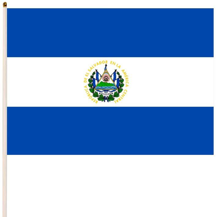 Флаг Сальвадора купить