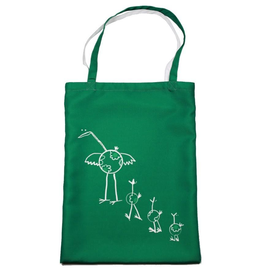 Сумка страусы